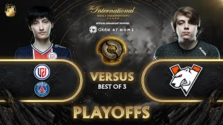 Welcome to the Official Filipino Broadcast of The International 10