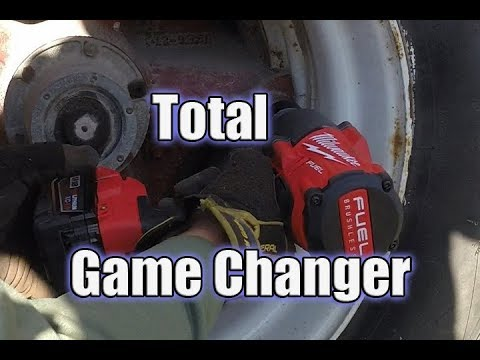 Milwaukee Tool (Gen 2) M18 FUEL High Torque Impact Wrenches | 2767-22 | 2766-22 | Review