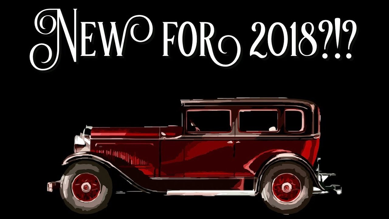 King\'s Island\'s 2018 Addition: Antique Cars?!? - YouTube