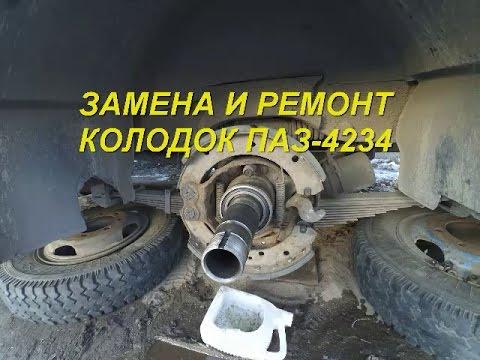 Замена задних тормозных колодок Ваз 2110, 2111, 2112, Калина, Гранта, Приора, 2113, 2114, 2108, 2109