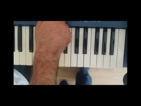 """Armenian Keyboard: Uchus Igrat Melodiyu """"SHALAXO"""""""