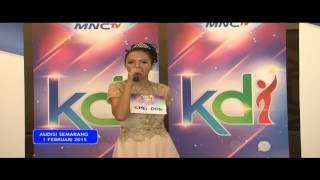 Audisi KDI 2015 MNCTV Kota Semarang