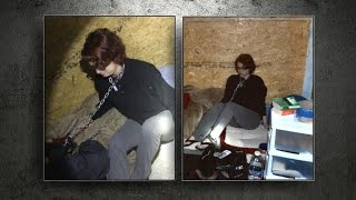 The shocking story of the woman locked in a storage container