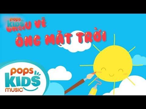 Mầm Chồi Lá - Liên Khúc Cháu Vẽ Ông Mặt Trời | Nhạc Thiếu Nhi Cho Bé | Vietnamese Songs For Kids
