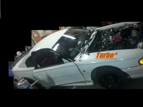 3.8 v6 mustang turbo kit ebay