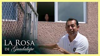 La Rosa de Guadalupe: ¡Marcos y Ruth viven un amor a escondidas!   Un mundo mejor