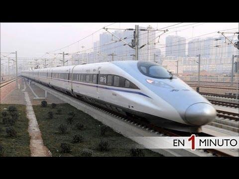 Boletín: China inaugura la ruta de tren bala más larga  y otras noticias
