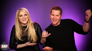 Interview: Meghan Trainor Talks New Album, Tour & More with McCabe from 97.1 AMP Radio