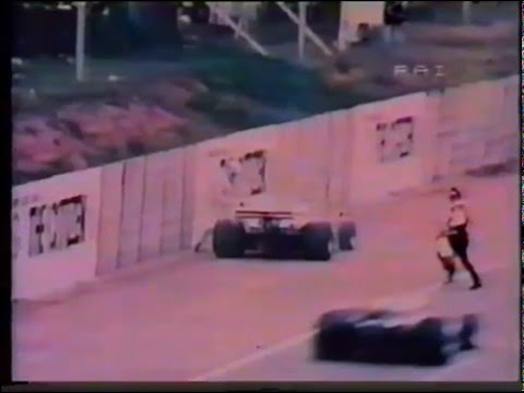 Tom Pryce  fatal  crash  gp South Africa formula 1 by magistar