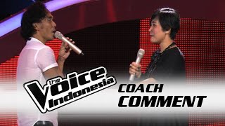 Duet Kaka Terlalu Manis Bareng Rani Klees | The Blind Audition Eps 5 | The Voice Indonesia 2016