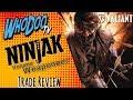 Who is Ninjak? Ninjak Vol. 1 Review - Valiant Comics