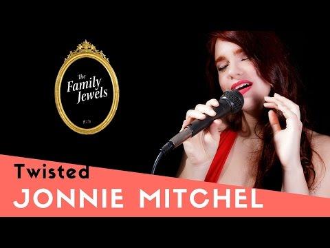 TWISTED- Jonnie Mitchel cover- Marina castejón- The family jewels