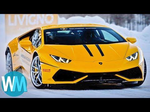 Top 10 Greatest Lamborghini Models of All Time