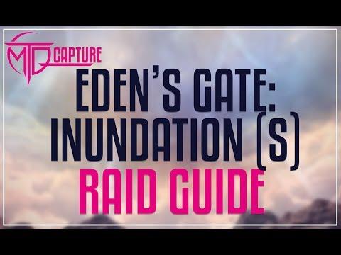 EDEN'S GATE: INUNDATION (SAVAGE) GUIDE - E3S