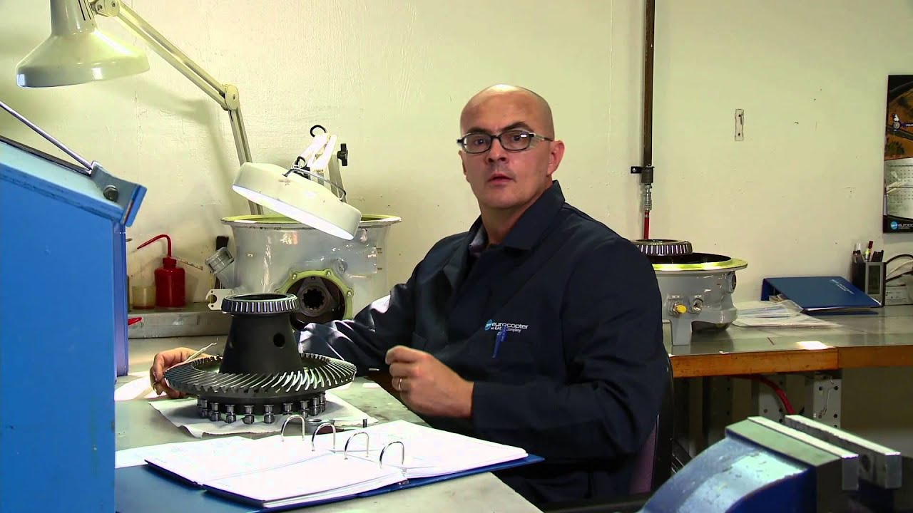 Aircraft Gas Turbine Engine Repair and Overhaul Technician FRE