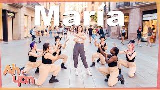 [KPOP IN PUBLIC] HWASA (화사) - 'MARIA' (마리아) | Dance Cover by Ahyon Unit