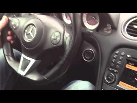 Mercedes SL63 AMG 525 ch
