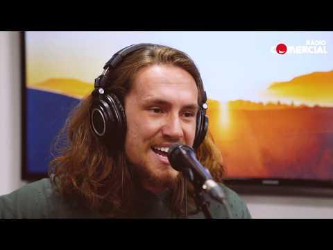 """Rádio Comercial  """"Adrenalizou"""" por Vitor Kley no Já Se Faz Tarde"""