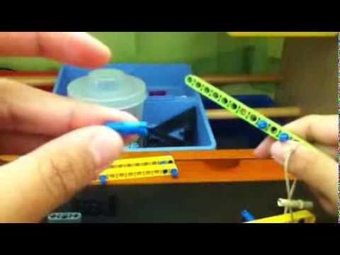 How To Make A Lego Hidden Blade Youtube