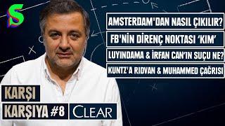 Ajax - Beşiktaş, Min-Jae & Szalai, İrfan Can mı Muslera mı? | Mehmet Demirkol'la Karşı Karşıya #8