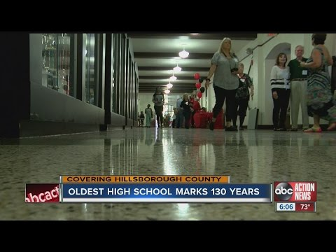 Oldest High School marks 130 years