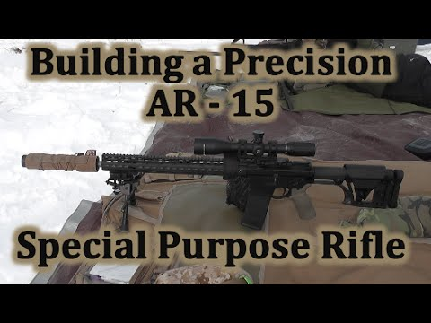 Building a Precision AR 15 SPR - Episode #1 Parts & Tools Needed