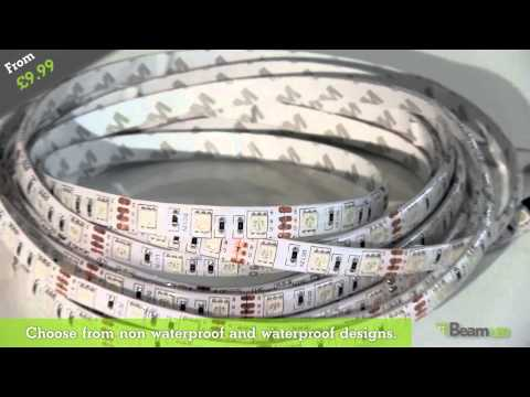 About LED Strip Lights by Biard LED