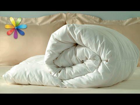 Как заправить одеяло в пододеяльник всего за 30 секунд?! – Все буде добре. Выпуск 675 от 23.09.15