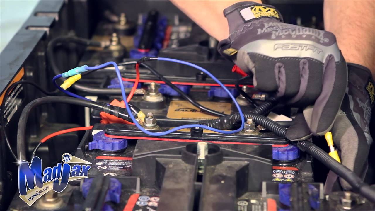 bucket harness for precedent 8v setup how to install video rh youtube com yamaha golf cart solenoid wiring gas club car golf cart wiring diagram [ 1280 x 720 Pixel ]