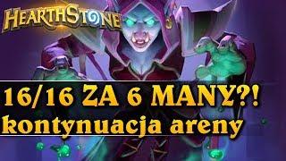16/16 ZA 6 MANY?! - PRIEST - kontynuacja areny - Hearthstone Arena