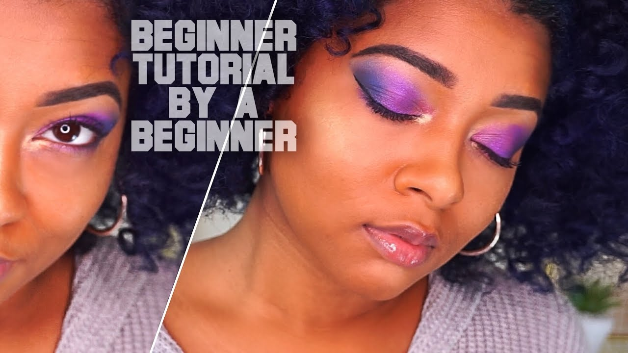 Beginner Makeup Tutorial For Black Women | Step by Step Easy Natural Glam Look (YOU GOT THIS SIS!)
