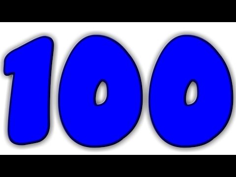 The Big Numbers Song | One To Hundred Number Song | Learn Numbers