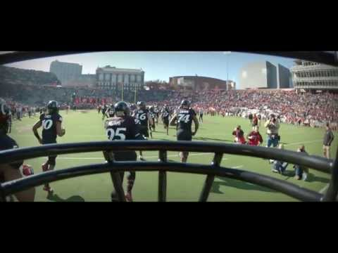 American Athletic Conference College Football Pump-Up 2014-2015