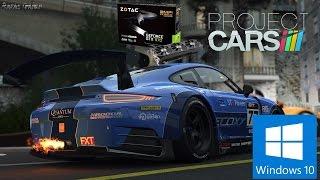 Project Cars na GTX 970 - Windows 10 [1080p]