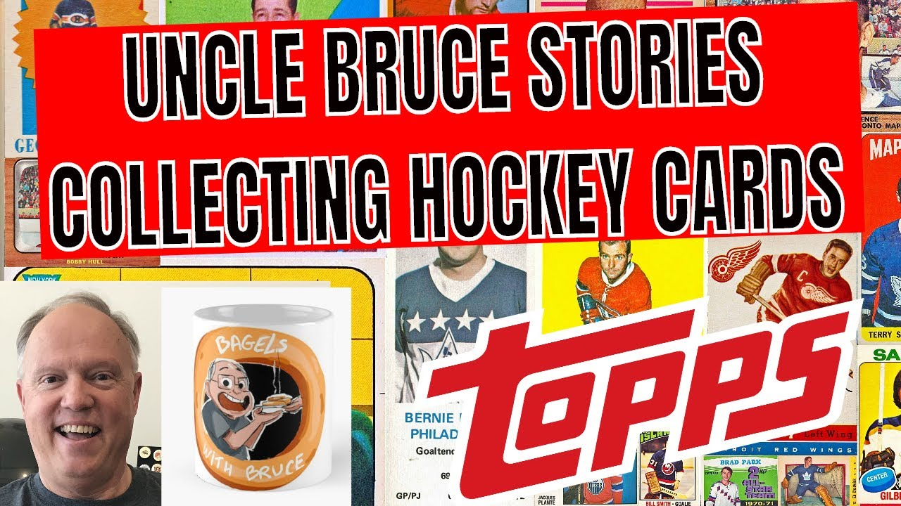 UNCLE BRUCE Remembers The Early 1960's All About Topps Trading Cards