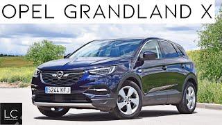 OPEL GRANDLAND X/ Review en Español / #LoadingCars