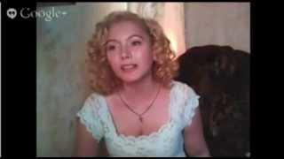 Смотреть видео из  поэтического видеомоста Крым-Москва, Любовь Останина (Керчь) онлайн