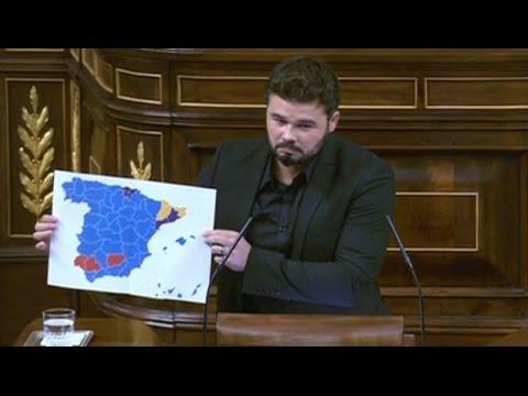 El Discurso de GABREL RUFIÁN (ERC) que SILENCIÓ al Congreso y aplaudió PABLO IGLESIAS