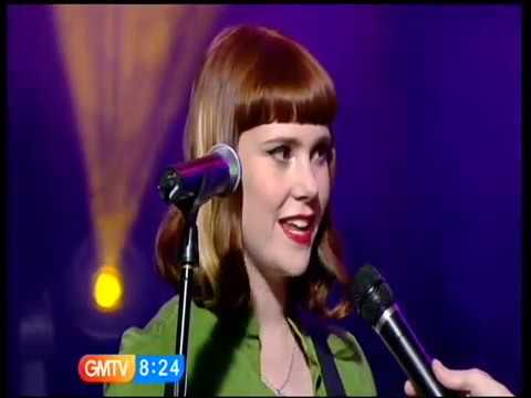 Kate Nash Kiss that girl GMTV