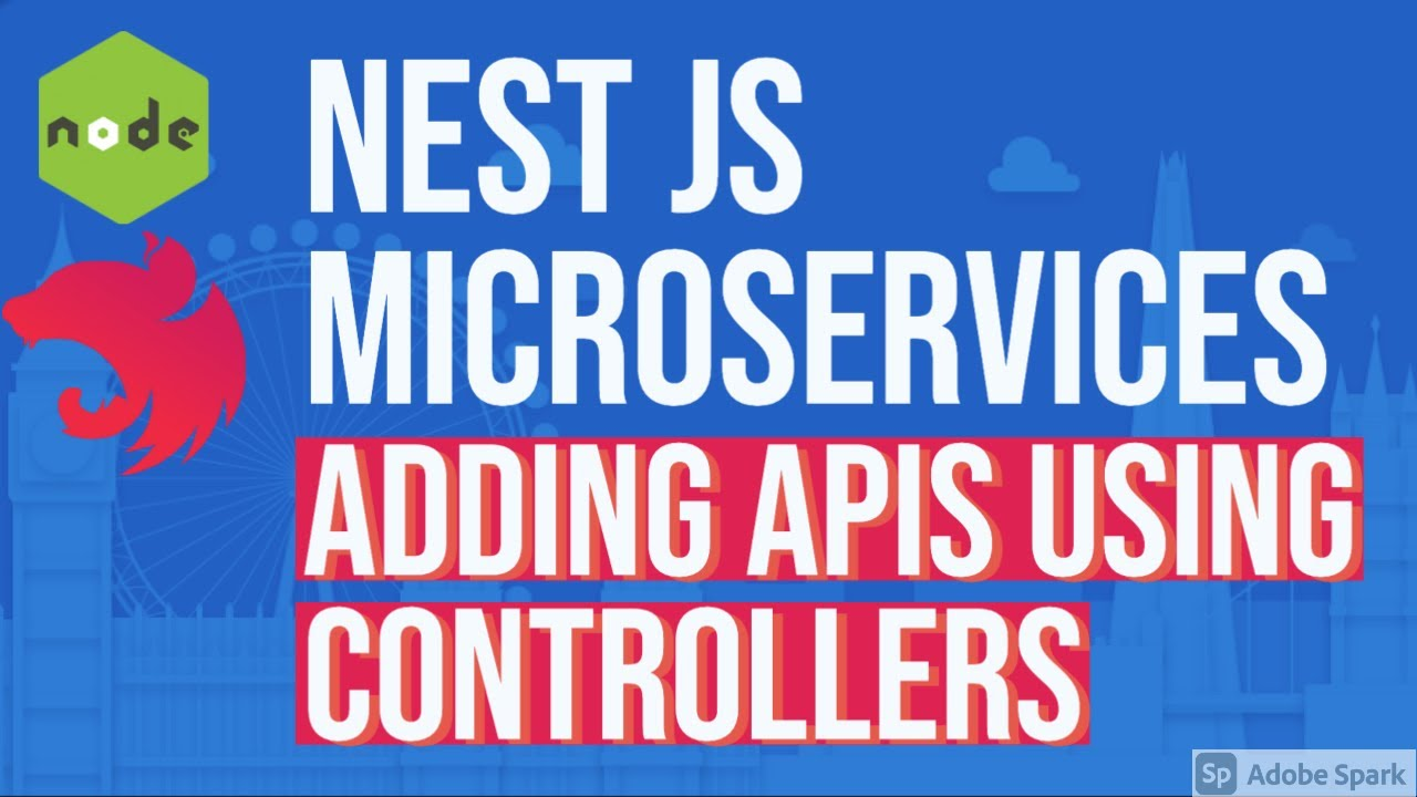 Nest JS Microservice || Adding APIs Controllers and services #04