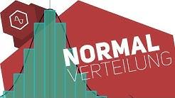 Normalverteilung / Gaußverteilung ● Gehe auf SIMPLECLUB.DE/GO & werde #EinserSchüler