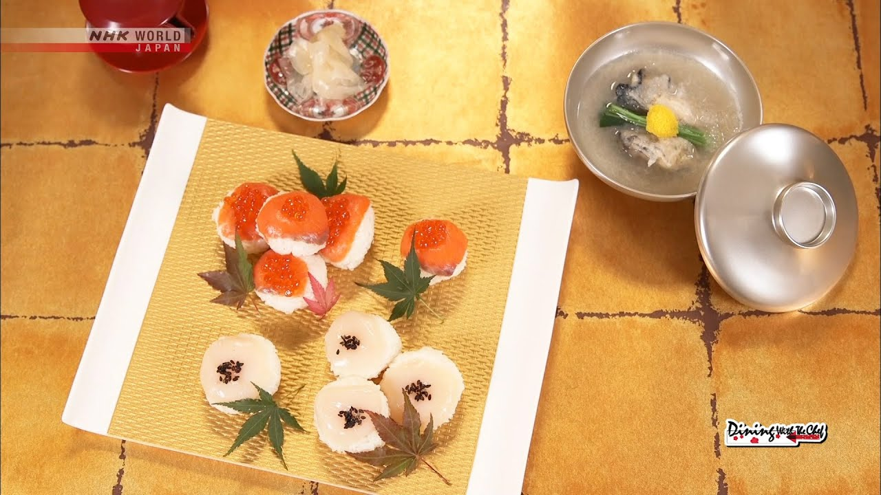 Photo of Chef Saito's Temari Sushi [Japanese Cooking] – Dining with the Chef – video
