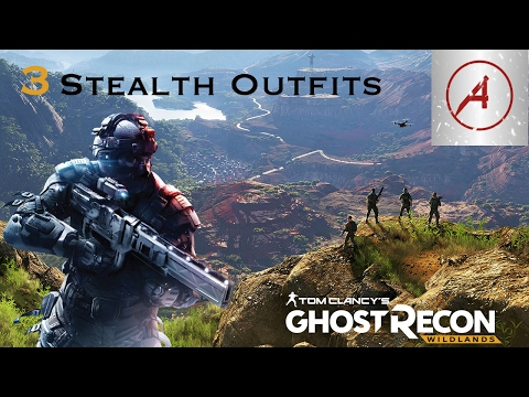 Ghost Recon Wildlands | 3 Stealth Outfits