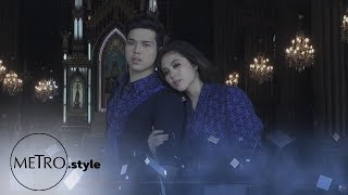 ElNella's Metro Fashion Film In Casa Roces, San Sebastian Church and Paco Park Is A Must-See