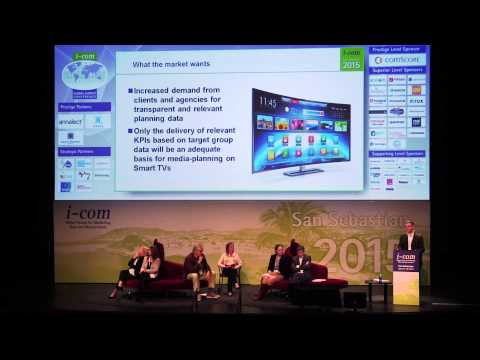 I-COM Global Summit 2015: Multi Screen Video Measurement