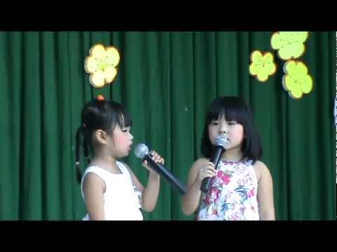 """Bài hát """"Bé quét nhà"""" Thảo Nguyên"""