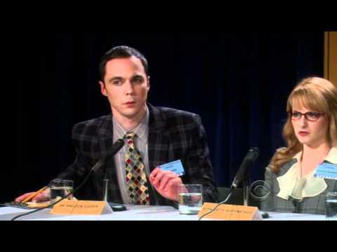 The Big Bang Theory - best scene ever!