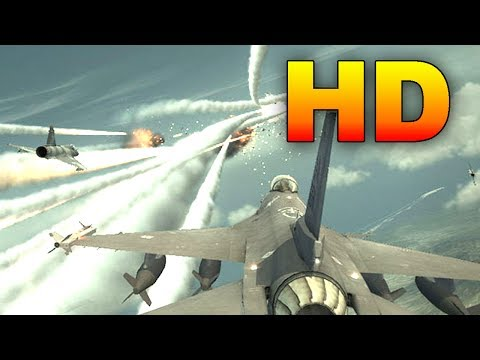 Top 5 BEST FREE JET Games For Android And IOS | Jet Flight Simulator