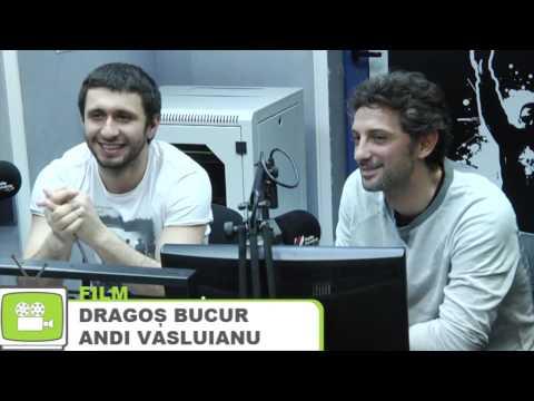 Dragos Bucur & Andi Vasluianu la Patratul