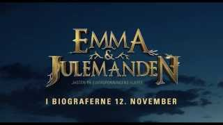 Emma & Julemanden (2015) officiel kort trailer 2 HD
